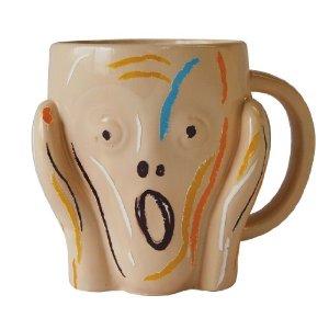 ムンクの叫びマグカップ