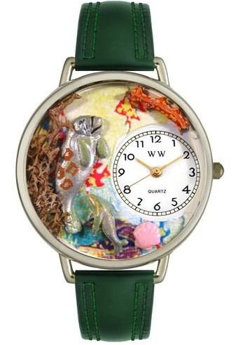 マナティーのオシャレな腕時計