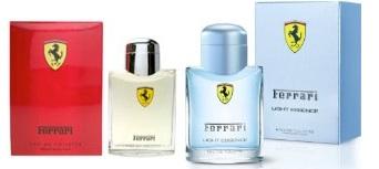 フェラーリの香水