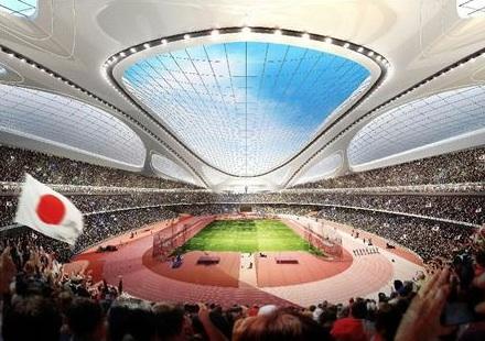 新国立競技場の内のデザイン