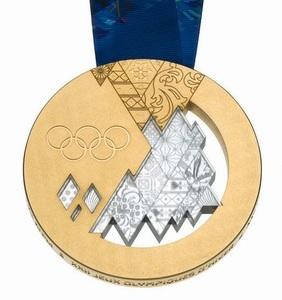 ソチ五輪の金メダル
