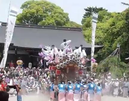 弓弦羽神社(ゆづるは神社)