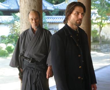 ラストサムライのトム・クルーズと福本清三