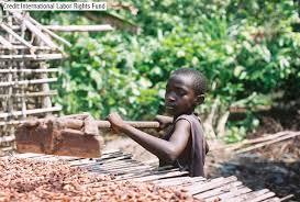 チョコレートと児童労働