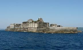 端島(はしま)軍艦島