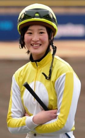 藤田菜七子の競馬女性騎手
