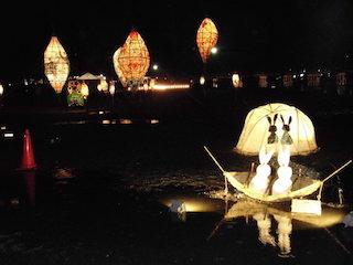 京都・嵐山花灯路の観光名所