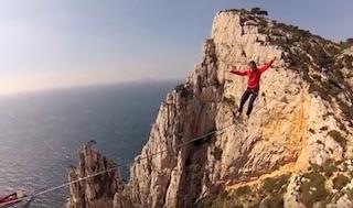 世界最高の綱渡り(ルーカス・イルムラー)