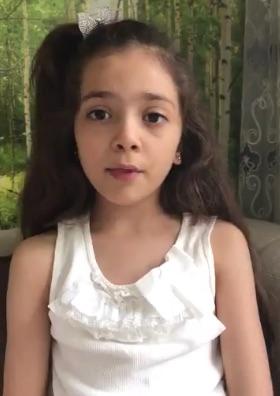 アレッポのツイッター少女のバナ・アラベド